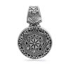 Jembong Silver Pendant by Nusa (Front View)